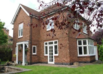 Thumbnail 4 bed detached house to rent in West Bank Avenue, Derby, Derbyshire