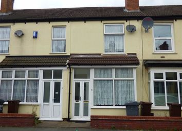 Thumbnail 2 bed end terrace house for sale in Byrne Road, Wolverhampton