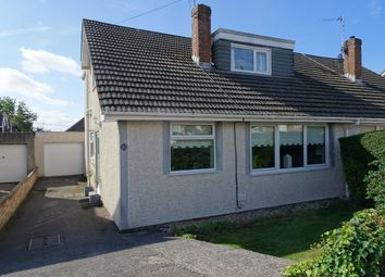 Thumbnail 4 bed semi-detached house for sale in St Brides Close, Nottage, Porthcawl
