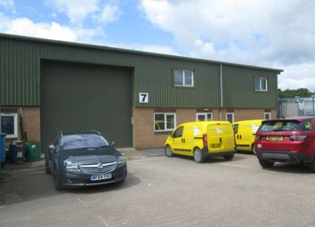 Thumbnail Industrial to let in Sabre Close, Newton Abbot