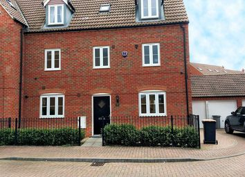 Thumbnail 5 bed semi-detached house to rent in Ashmead Road, Bedford