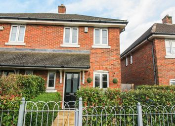Thumbnail 2 bed semi-detached house for sale in John Hall Way, High Wycombe