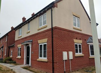 Thumbnail 3 bed property to rent in Windsor Way, Measham, Swadlincote
