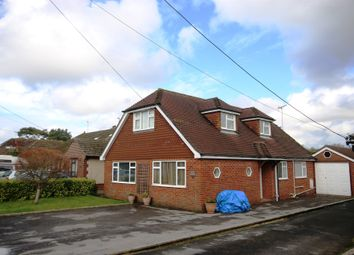 Thumbnail 5 bed detached house for sale in Spring Gardens, North Baddesley, Southampton