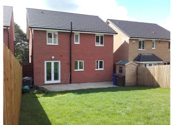 Thumbnail 4 bed detached house for sale in Hornby Close, Anderton, Chorley