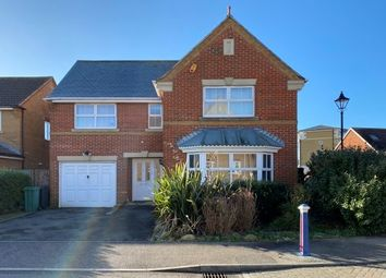 Thumbnail 4 bedroom detached house to rent in Phoenix Drive, Eastbourne