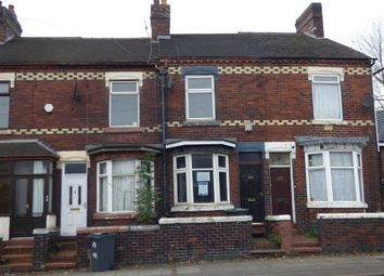 Thumbnail 2 bedroom terraced house for sale in Victoria Road, Hanley, Stoke-On-Trent