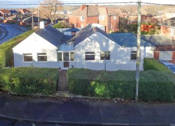 Thumbnail 5 bedroom detached bungalow for sale in Gill View, Consett