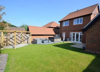 Thumbnail 4 bed detached house for sale in Lawrence Place, Waterlooville