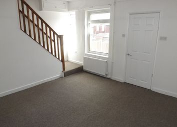 Thumbnail 3 bed terraced house to rent in Wellington Road, Edlington, Doncaster
