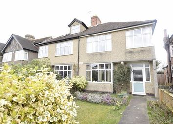 Thumbnail 3 bed semi-detached house for sale in Wharton Road, Headington, Oxford