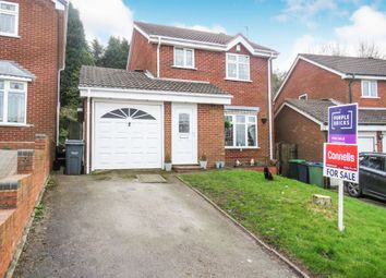 3 bed detached house for sale in Stokesay Close, Tividale, Oldbury B69