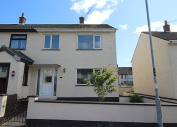 Thumbnail 3 bed terraced house to rent in Pinewood Avenue, Carrickfergus