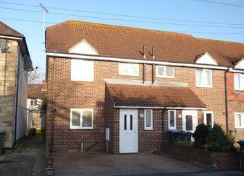 Thumbnail 3 bed end terrace house to rent in Dorset Road, Bognor Regis