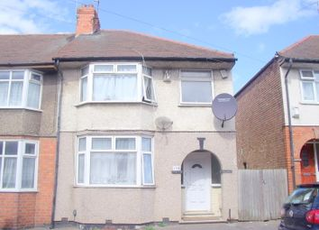 Thumbnail 3 bed terraced house for sale in St Andrews Road, Northamptpon
