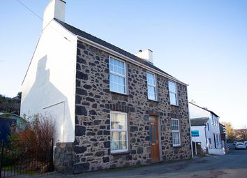 Thumbnail 4 bed detached house for sale in Mill Road, Llanfairfechan