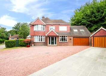 Thumbnail 6 bedroom detached house for sale in Hilary Gardens, Rochester, Kent