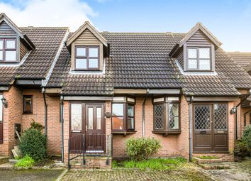 Thumbnail 2 bed terraced house for sale in School Green, Clutton, Chester