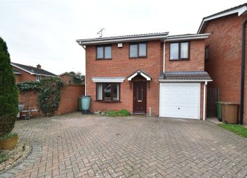 Thumbnail 4 bed detached house for sale in Falstaff Drive, Droitwich, Worcestershire