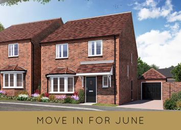 "Thumbnail 4 bed detached house for sale in ""The Broughton"" at Broughton Road, Banbury"