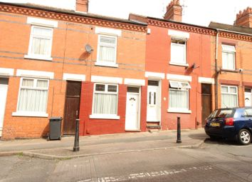 Thumbnail 3 bed terraced house for sale in Matlock Street, Leicester