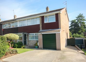Thumbnail 4 bed semi-detached house for sale in Rivers Road, Yeovil