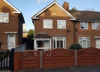 Thumbnail 2 bedroom end terrace house for sale in Blandford Road, Quinton, Birmingham