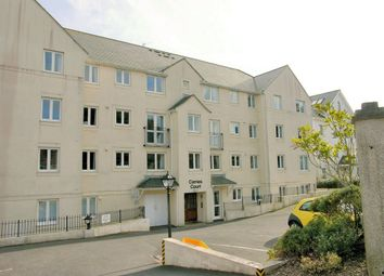 Thumbnail 1 bed flat for sale in Emslie Road, Falmouth