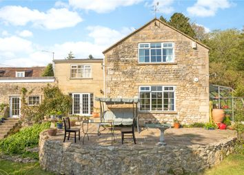 Thumbnail 4 bed detached house for sale in Combe Hay Lane, Dunkerton, Bath