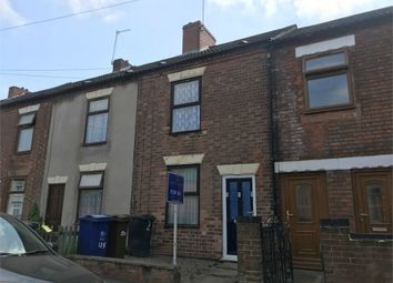 Thumbnail 2 bed terraced house for sale in Uxbridge Street, Burton-On-Trent, Staffordshire