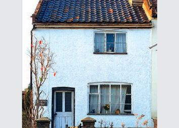 Thumbnail 2 bed end terrace house for sale in Cherry Tree Cottage, The Street, Long Stratton, Norfolk