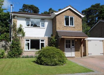 Thumbnail 4 bedroom detached house for sale in Goodwood Close, Burghfield Common
