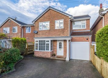 Thumbnail 4 bed detached house for sale in Prince Rupert Drive, Tockwith, York