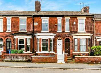 Thumbnail 2 bed terraced house for sale in Stockport Road West, Bredbury, Stockport, Cheshire