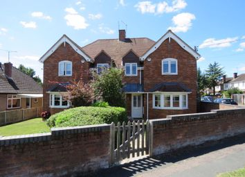 Thumbnail 4 bed semi-detached house to rent in Oak Tree Road, Marlow