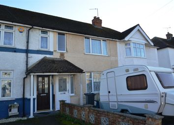Thumbnail 2 bed terraced house for sale in Cranleigh Road, Feltham