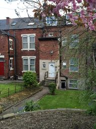 Thumbnail 1 bed flat to rent in Moorland Avenue, Hyde Park, Leeds