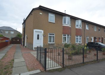 Thumbnail 3 bed end terrace house for sale in Talla Road, Glasgow