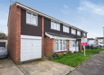Thumbnail 5 bed semi-detached house for sale in Campion Way, Witham