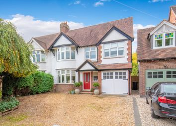 Thumbnail 4 bed semi-detached house for sale in Banbury Road, Stratford-Upon-Avon
