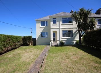 Thumbnail 4 bedroom end terrace house for sale in Leader Road, Newquay