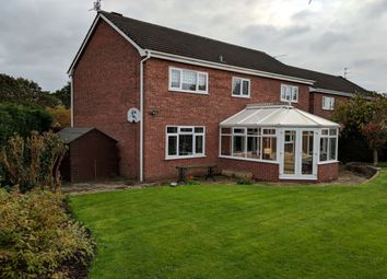 Thumbnail 4 bed detached house for sale in Portree Drive, Holmes Chapel, Crewe
