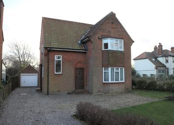 Thumbnail 3 bed detached house for sale in 26 The Avenues, Norwich, Norfolk