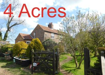 Thumbnail 3 bed cottage for sale in Main Street, Gayton Le Marsh