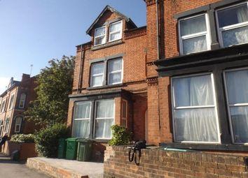 Thumbnail 2 bed flat to rent in Alfreton Road, Nottingham