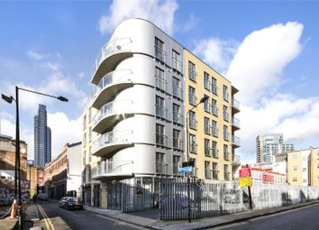 Thumbnail 3 bedroom flat to rent in Alpha Court, 20 Calvin Street, London