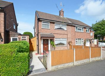 Thumbnail 2 bedroom semi-detached house for sale in Cherry Hill, Madeley, Crewe