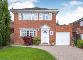 Thumbnail 4 bedroom detached house for sale in Harrington Close, Windsor