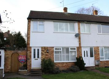 Thumbnail 3 bed end terrace house for sale in Barnes Close, Farnborough
