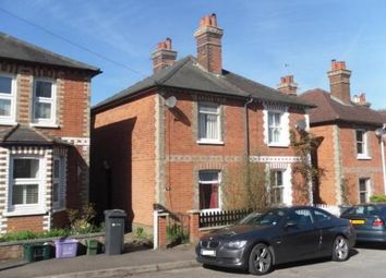 Thumbnail 2 bed semi-detached house to rent in High Path Road, Guildford, Surrey